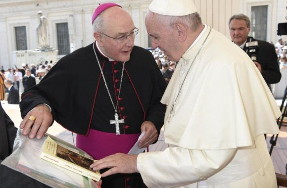 Pope with CEA