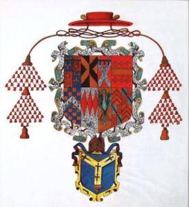 Cardinal Pole arms