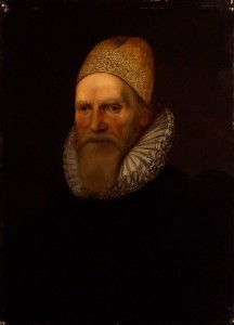 NPG 962; Sir Henry Spelman after Cornelius Johnson