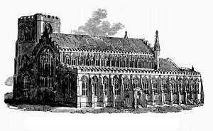 St Mary's Church, Bury St Edmunds