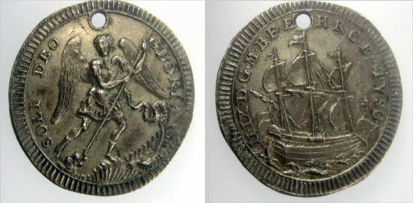 Henry IX touchpiece
