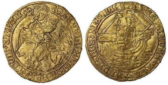 Henry VII angel