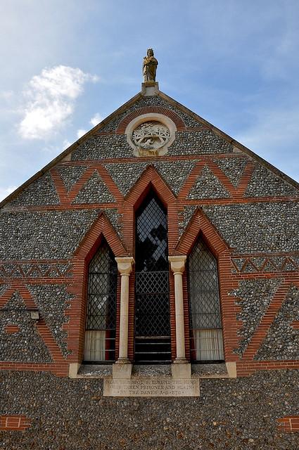 Hoxne village hall