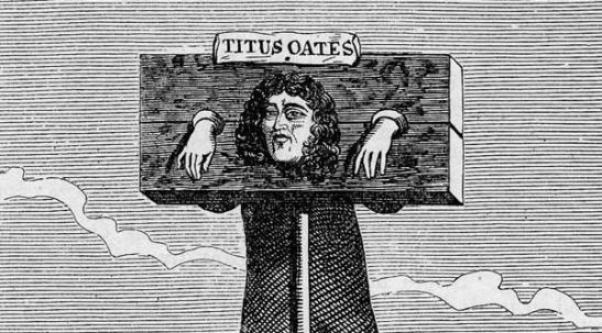 Titus Oates