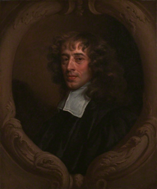 by Sir Peter Lely, oil on canvas, feigned oval, circa 1668