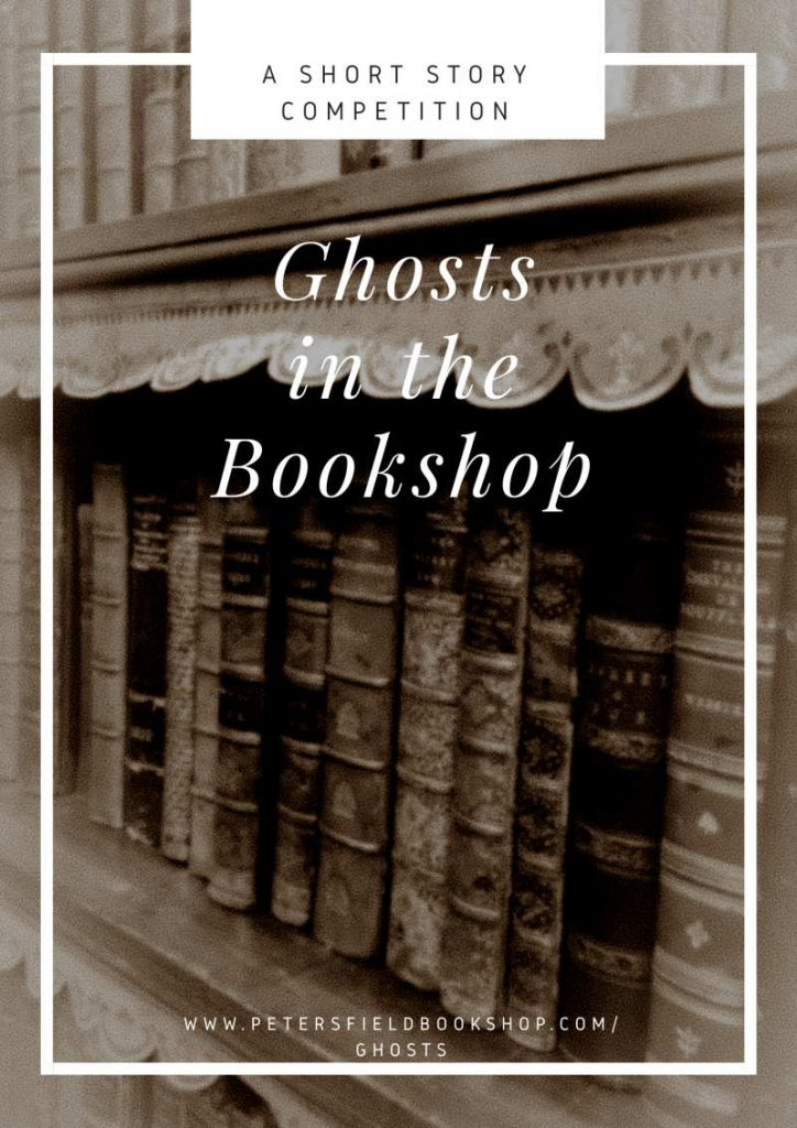 Ghosts in the Bookshop – a foray into fiction writing